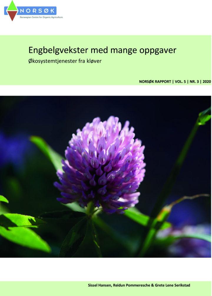 Norsø K Rapport Nr 3 2020 Engbelgvekster 1