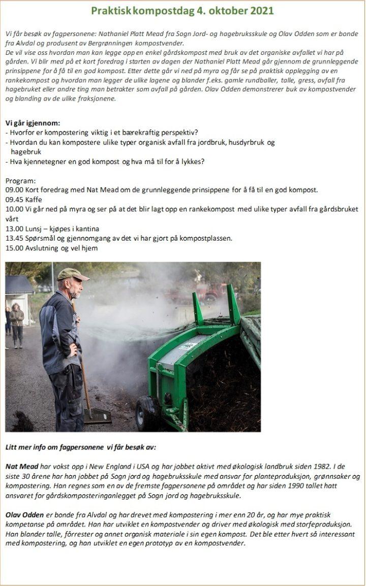 Praktisk Kompost Mære