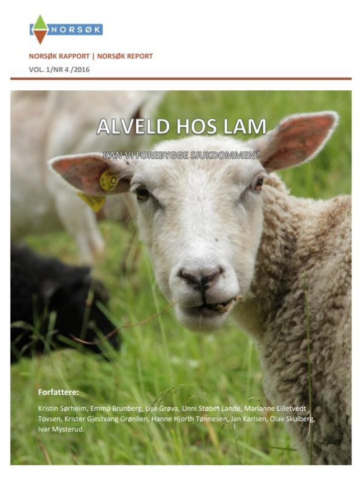 Rapport Alveld 2016