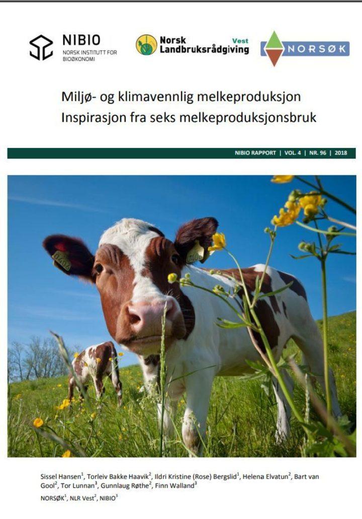 Rapport Kunnskapsstatus Klimagasser