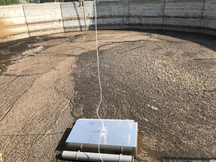 Husdyrgjødsel, bondens gull, men hvordan kan vi best redusere utslippene av klimagasser fra gjødsla? (Foto: Sissel Hansen)