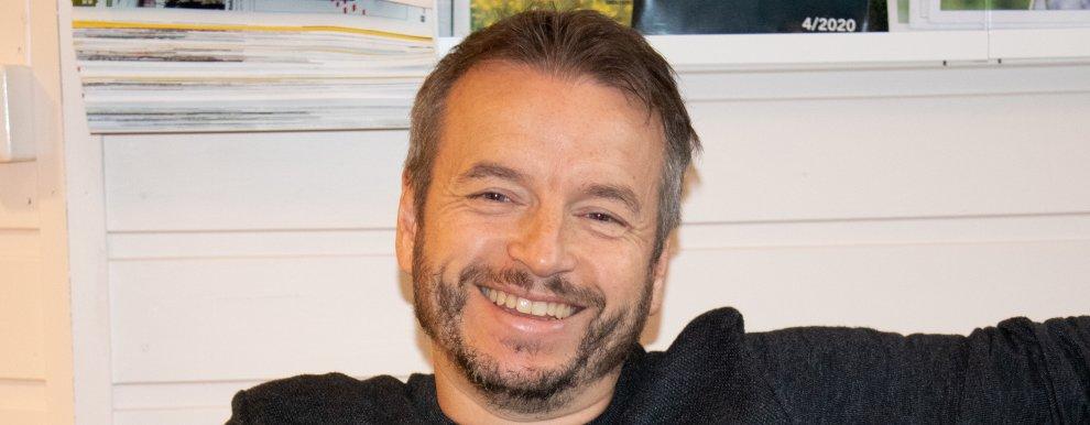 Forsker Ingvar Kvande ved NORSØK blir sentral når nasjonal rådgivningstjeneste for biogass skal opprettes (Foto: Vegard Botterli)