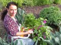 Kirsty McKinnon er opptatt av at lokale ressurser skal brukes i matproduksjon