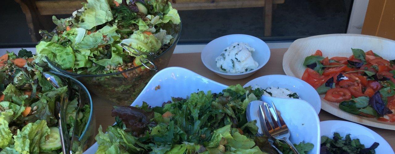 Det bærekraftige matfatet. (Foto: Debio)