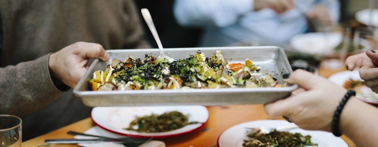 Bærekraftig matvalg inn i utdanning. (Foto: Debio )