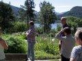 Det Regionale forskningsfond i Midt-Norge var på besøk hos NORSØK og NIBIO på Tingvoll