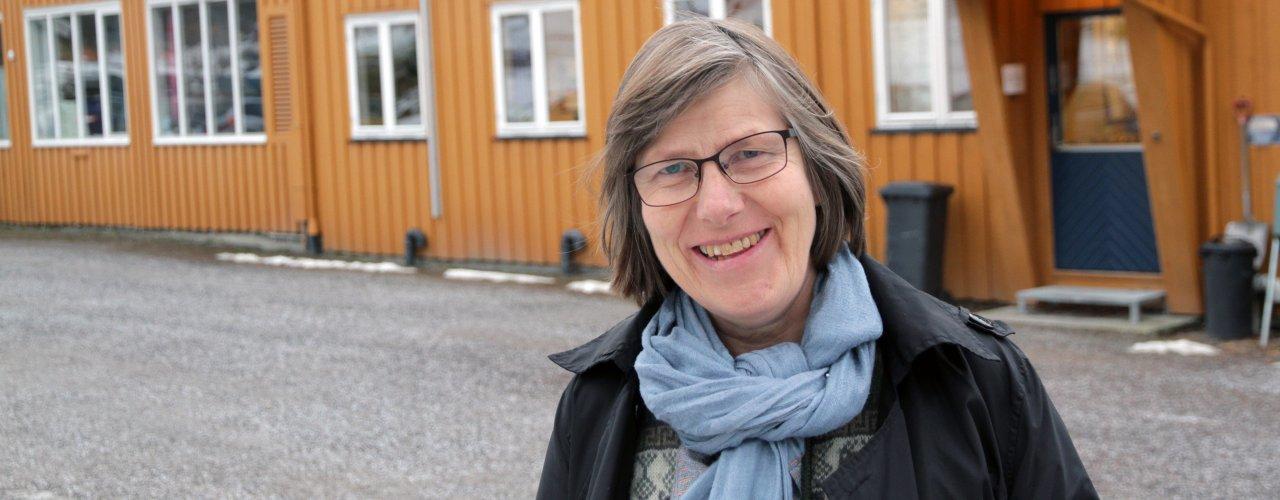 Sissel Hansen er den første ved NORSØK som har fått professorkompetanse. (Foto: Anita Land)